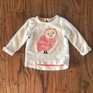 Cute Carter's Owl Sweatshirt 18 Months